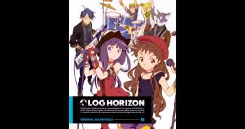 Escucha en línea el soundtrack de Log Horizon (vol. 2)