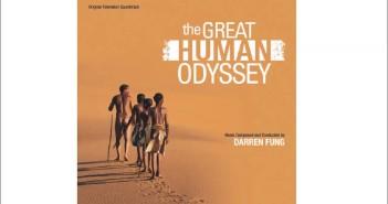 "Escucha en línea el soundtrack de la miniserie ""The Great Human Odyssey"""