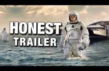 """Humor: """"Tráiler Honesto"""" del filme Interestelar"""