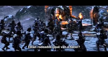 """Mortal Kombat X: Tráiler de """"El Clan Shaolin"""" en español"""