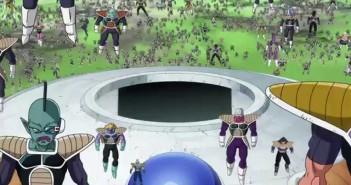 Primer vistazo a la nueva transformación de Freezer en Dragon Ball Z: Resurrection of F