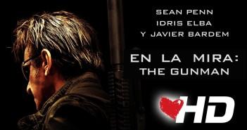 """Tráiler de """"En la Mira"""" (The Gunman) en español, escucha en línea su soundtrack"""