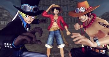 Ve el intro de One Piece: Pirate Warriors 3