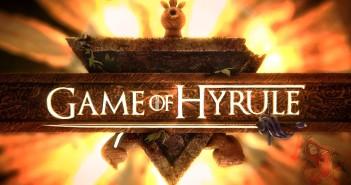 Trailer de The Legend of Zelda inspirado por el intro de Juego de Tronos