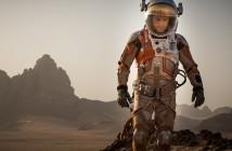 Presentan tráiler de The Martian
