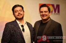 022 Rueda de prensa - Festival de mayo - Alfredo Daza - Ivan Reyndoso