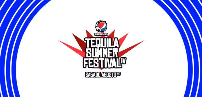 Cuarta Edición Del Tequila Summer Fest