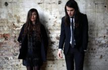'OUTSIDE' INFLUENCES: Madeline Follin and Brian Oblivion of Cults.
