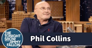 "Phil Collins& The Roots resurgió con ""In the Air Tonight"" en el show Jimmy Fallon"