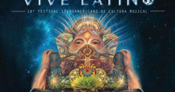 Vive Latino 2017 - Nine Fiction Portada