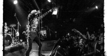 GBH en su segunda visita a Guadalajara, celebrando 4 décadas del movimiento punk en el mundo.