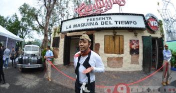 Selva Magica - Maquina del Tiempo Cantinflas - Foto Salvador Tabares 030
