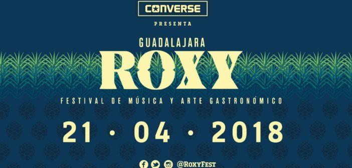 Listo el Cartel Completo del Roxy Fest 2018