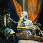 Cirque du Soleil JOYA - Mr. Zelig with Pirate