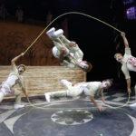 Cirque du Soleil JOYA - Skipping Rope Act