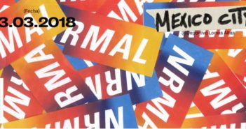 NRMAL Fest 2018 - Nine Fiction - CDMX