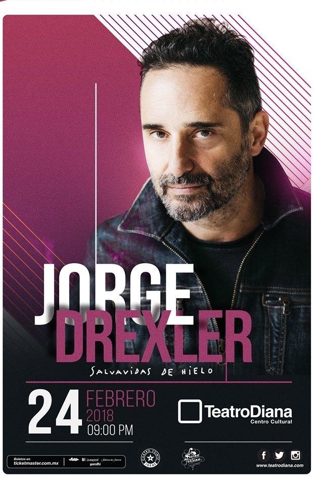 Jorge Dexler - Nine Fiction Guadalajara