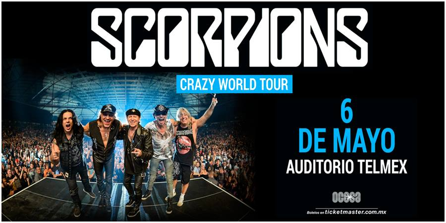 Scorpions - 2018 - ninefiction