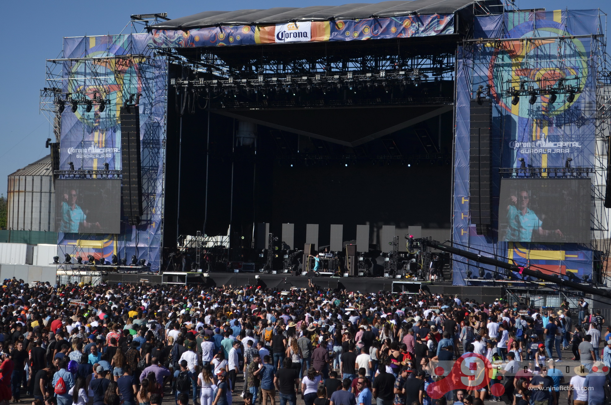 159 Corona Capital Gdl 2018 - Foto Salvador Tabares - Nine Fiction