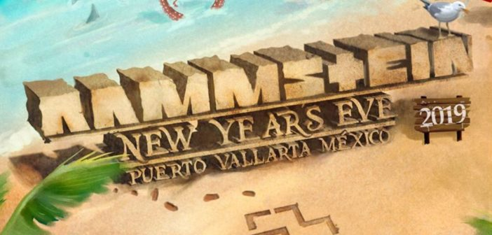 Un soleado Rammstein en México