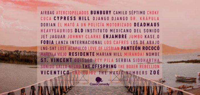 Coordenada reconfigura el Festival 2018