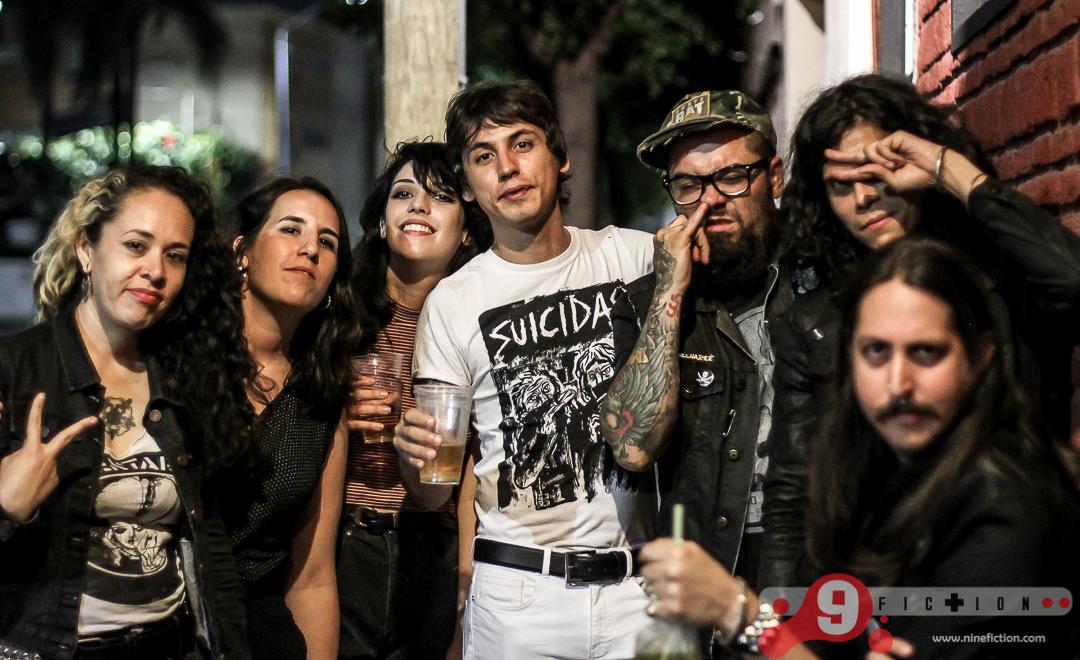Wax Idol - people - Guadalajara - Foto Salvador Tabares ##
