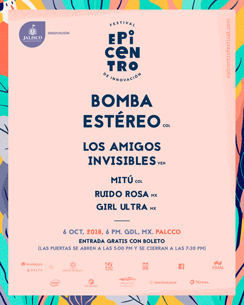 Epicentro 2018 - Guadalajara - Nine Fiction