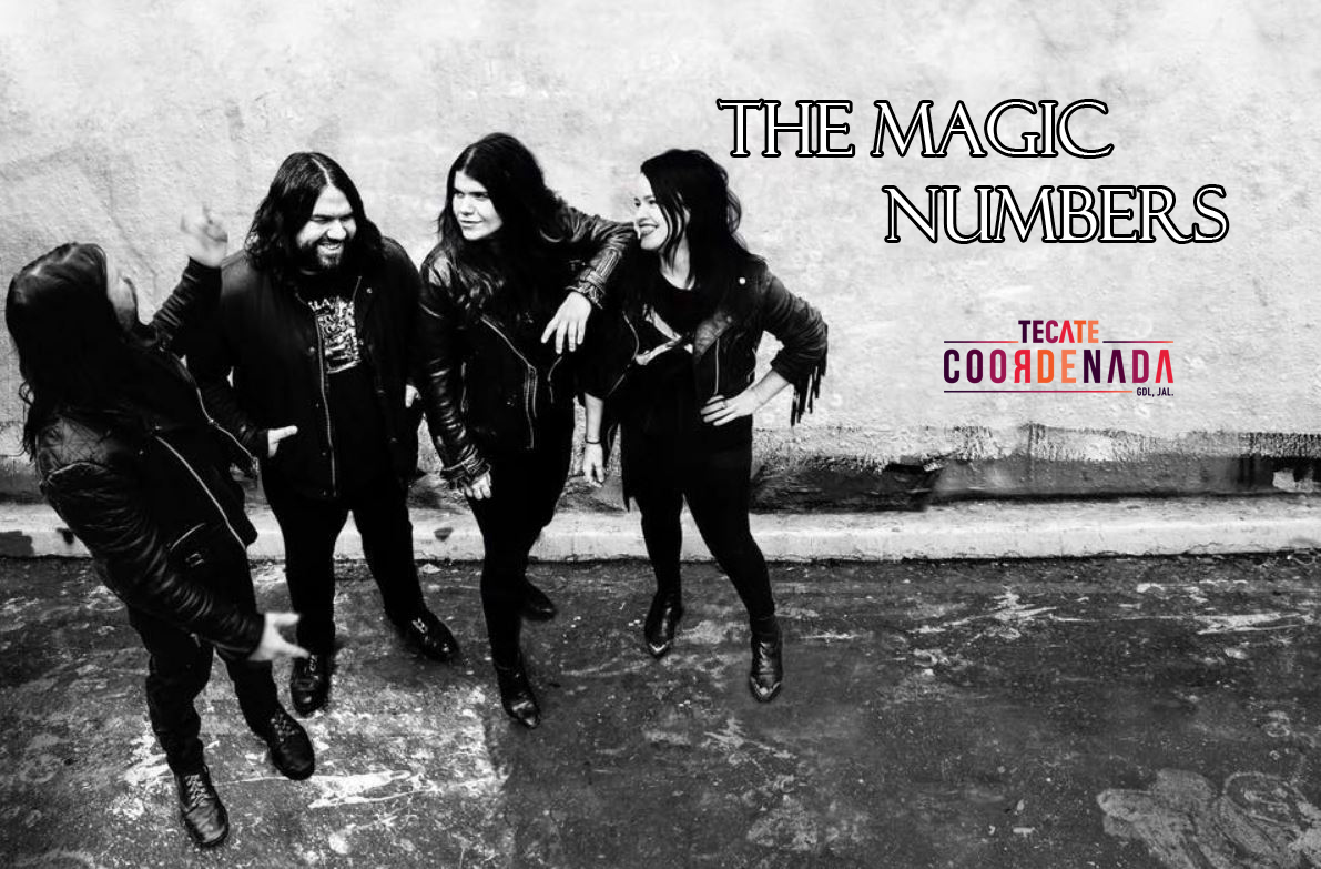 The Magic Numbers - Guadalajara - Nine Fiction