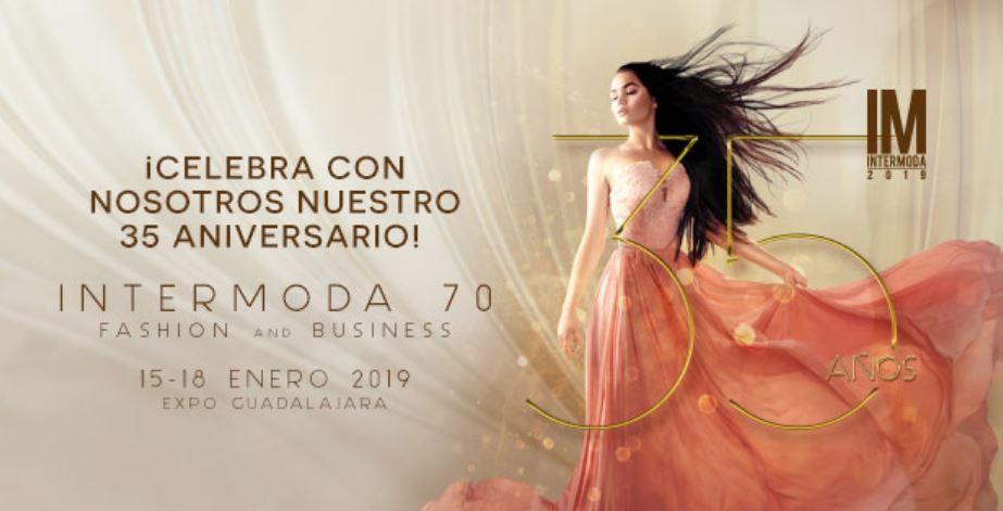 35 años de INTERMODA - enero 2019 - Nine Fiction