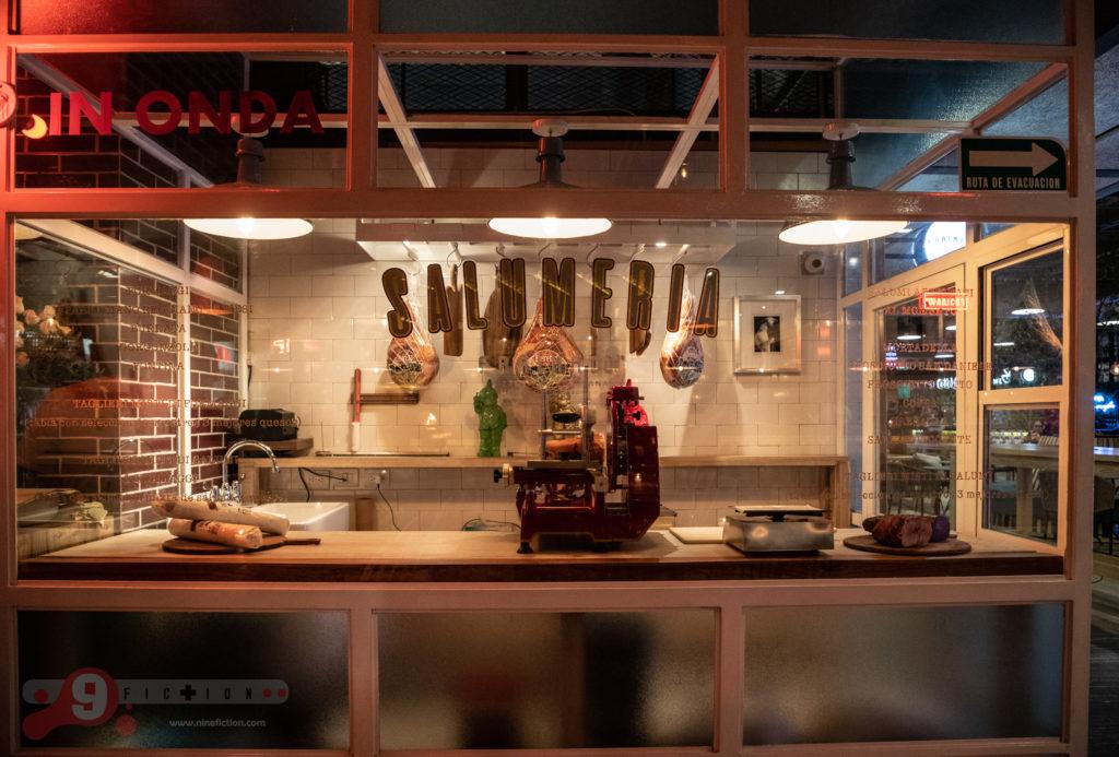 Pizzeria Napolitane Mercado Andares Nine Fiction Alejandro Guerrero-8