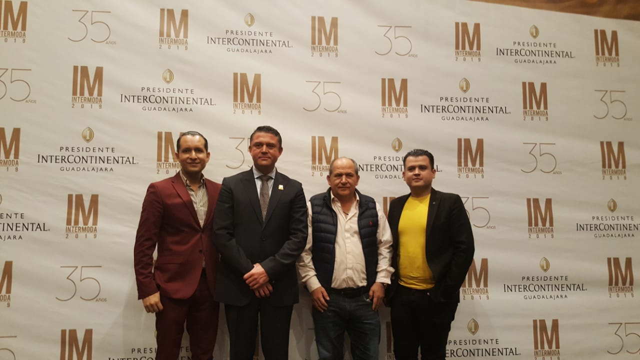 Prensa 35 años de INTERMODA - enero 2019 - Nine Fiction
