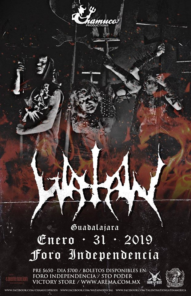 Watain gdl