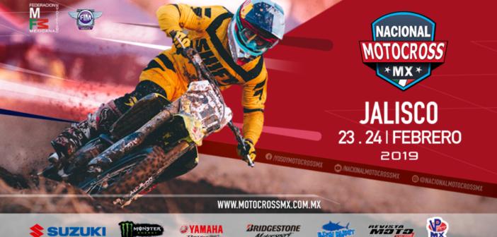 Llega a Tlajomulco el Campeonato Nacional de Motocross 2019