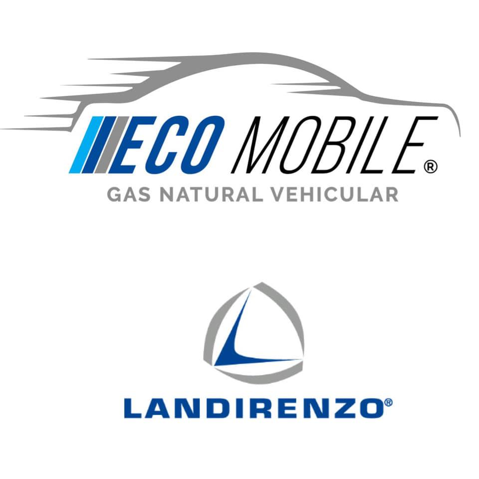 Logo Eco Mobile - Nine Fiction - Guadalajara