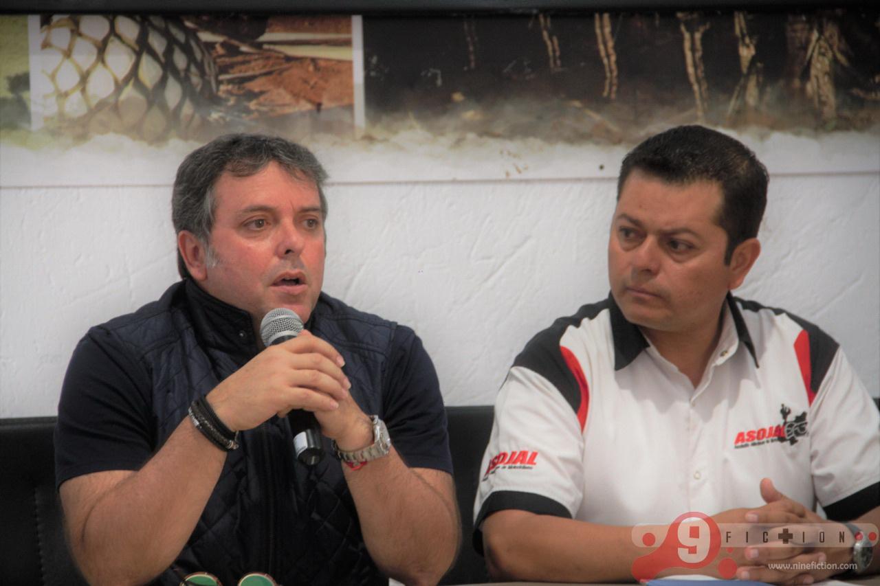 Rueda de prensa Campeonato Nacional de Motocross - Foto Roberto Mora - Nine Fiction 05