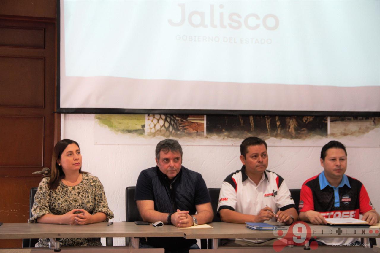 Rueda de prensa Campeonato Nacional de Motocross - Foto Roberto Mora - Nine Fiction 06