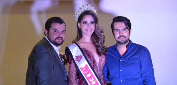 Michelle Hewitt, Miss México Tourism 2019