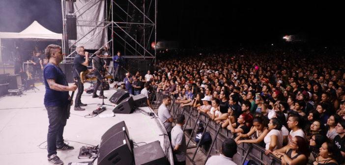 Rock X La Vida: Una Costumbre Que Ya Se Volvió Superlativa