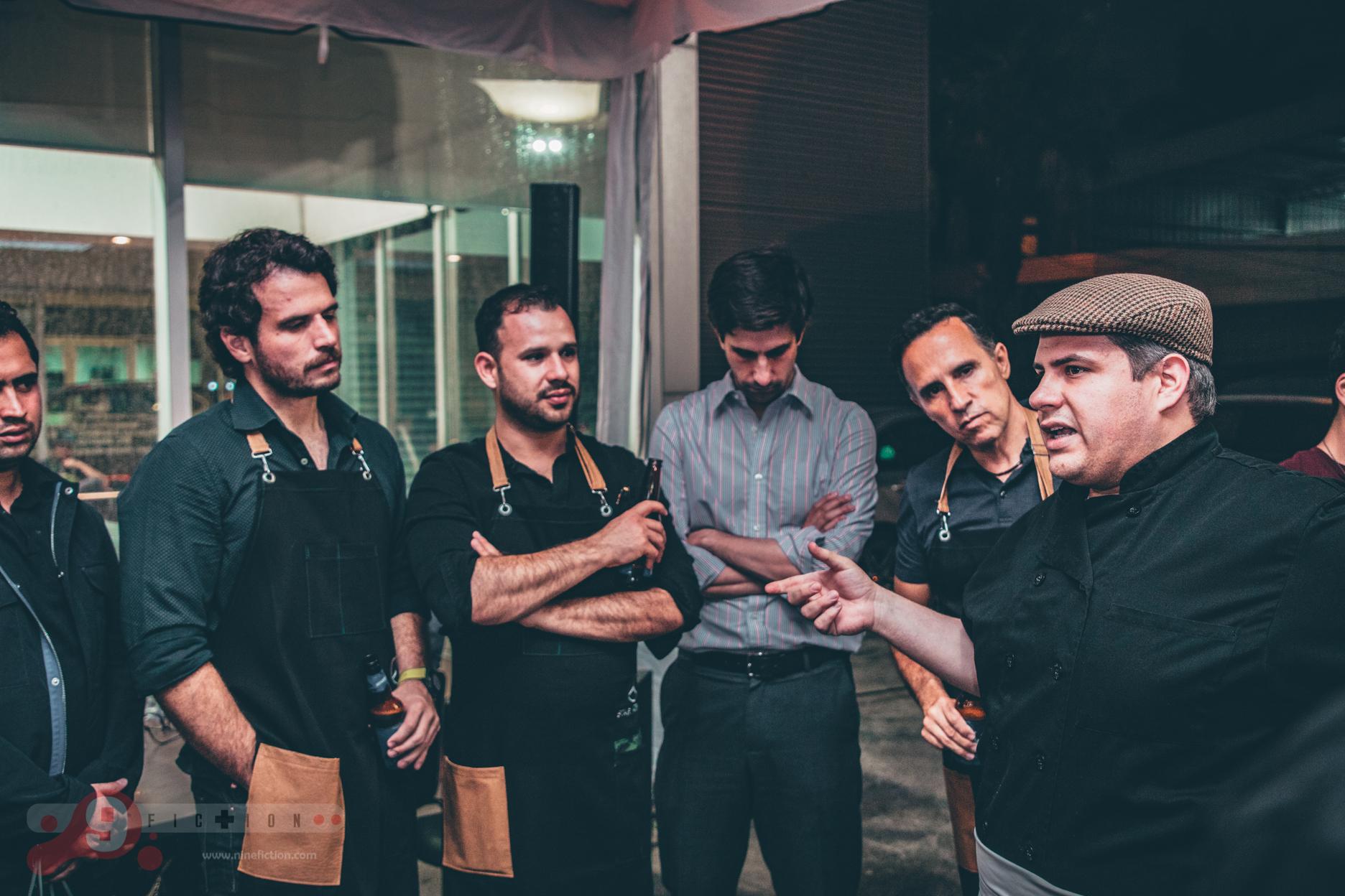 Grill Master Class Rafael Hurtado Mercedes Benz - Nine Fiction - Alejandro Guerrero-25