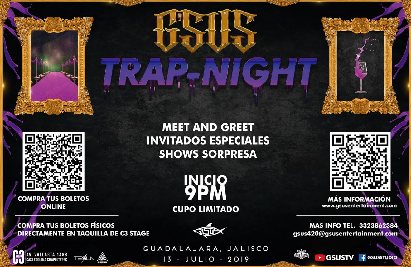 Meet -Trap-Night cartel 2019 - c3 stage 2
