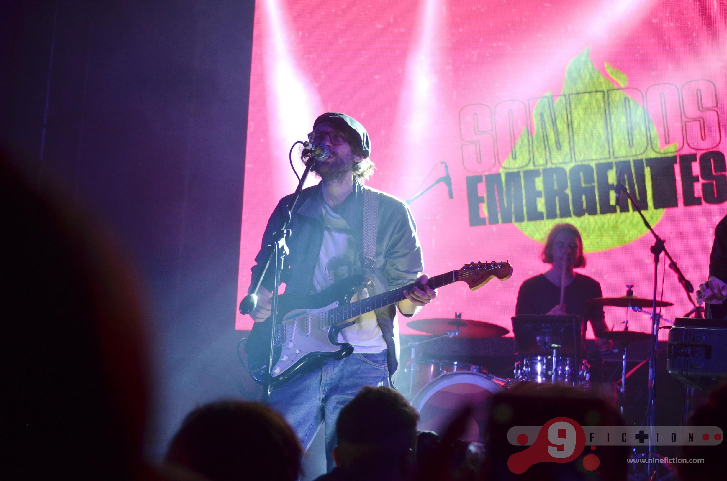 24 Sonidos Emergentes - C3 Stage - Foto Salvador Tabares 24