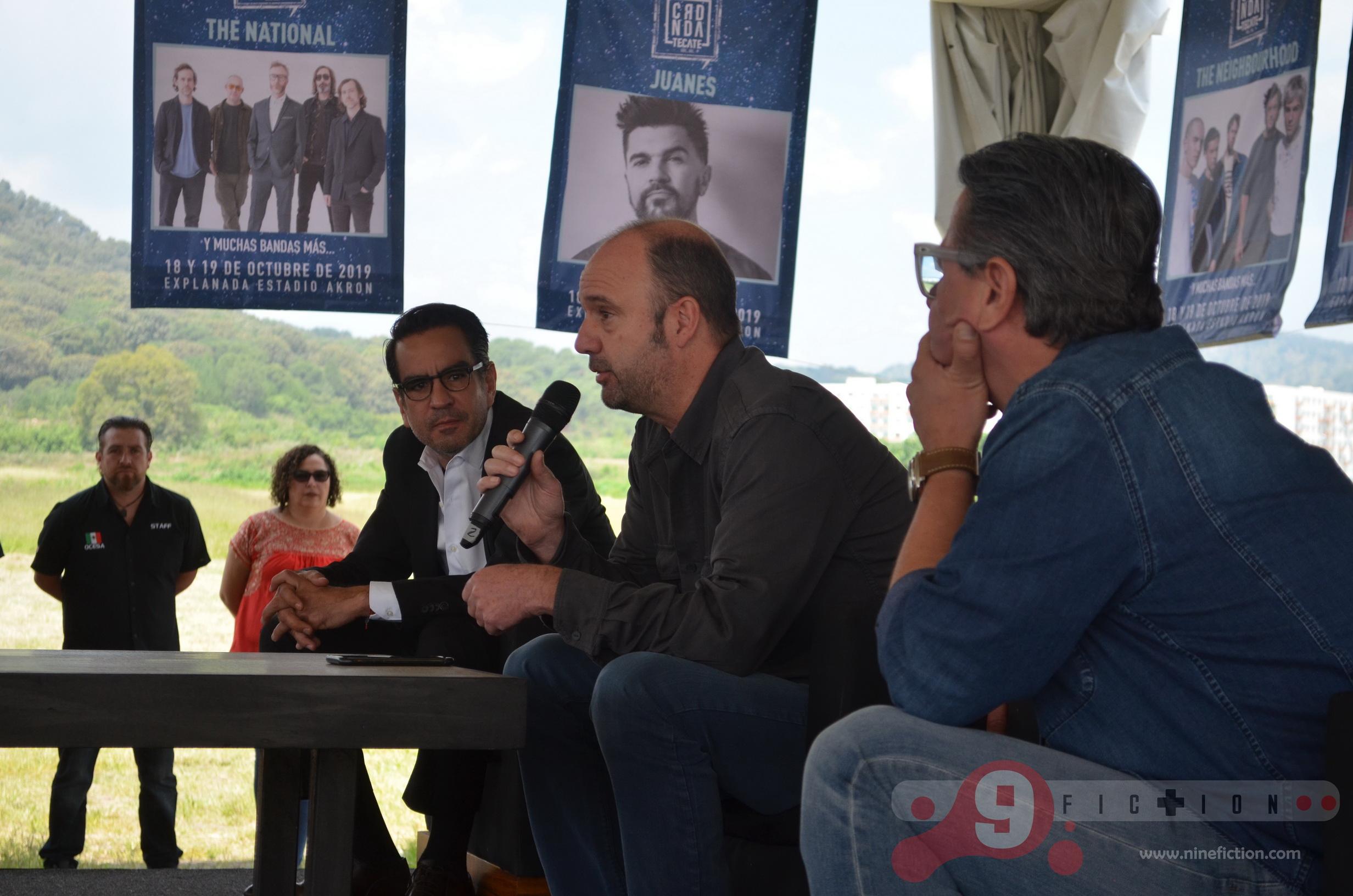 Conferencia Coordenada - Jordi Puig - Foto Salvador Tabares 00