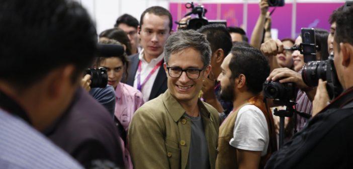 Gael Garcia Bernal regresa a Guadalajara con su libro «Chicuarotes»
