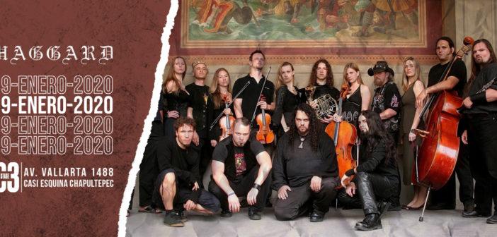 Haggard, la reivindicación musical del medievo en Guadalajara