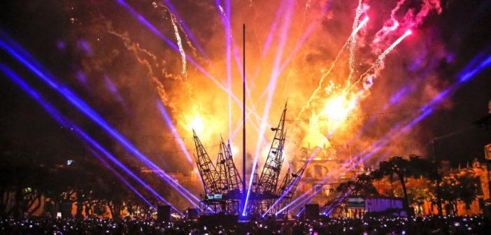 #GDLuz 2020 celebra a la ciudad en su 478 aniversario