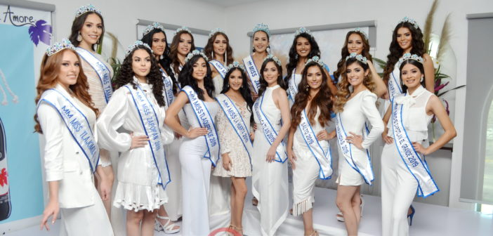 Miss Jalisco 2020 con 15 aspirantes a la Corona