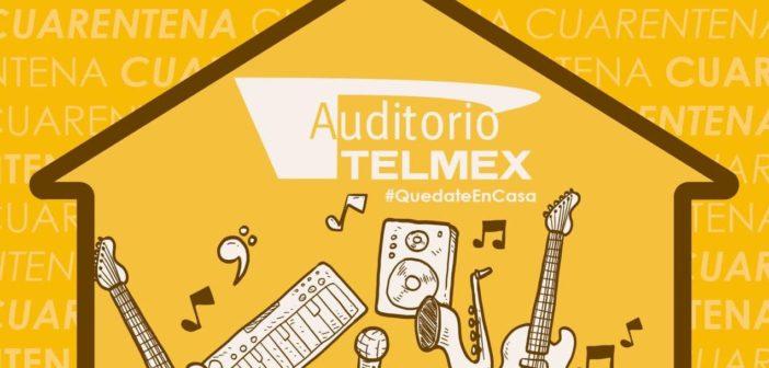 COVID-19 no tiene freno; Auditorio Telmex lanza nuevas fechas
