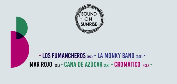 Sound on Sunrise – 4ta Edición