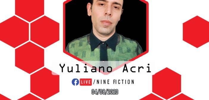 Dos corazones y un botón antipánico, Yuliano Acri en Entrevista