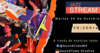 #JazzStream con sabor a Triálogo, por SoundTube